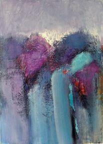 Gemälde, Struktur, Abstrakte kunst, Schicht