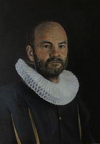Holländer, Flämische malerei, Rubens, Portrait