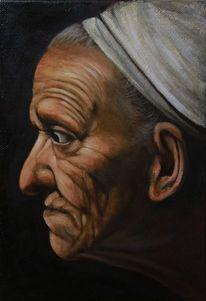 Chiaroscuro, Barock, Caravaggio, Ölmalerei