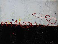 Acrylmalerei, Abstrakte kunst, Moderne malerei, Farben