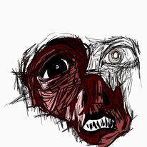 Skurril, Psychose, Wahnsinn, Traum