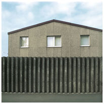 Fotografie, Waschbeton, Stadtarchitektur, Bausünde
