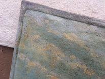 Malerei, Ölmalerei, Moor, Pinnwand