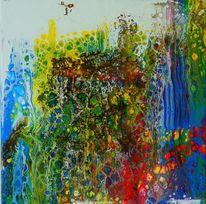 Bunt, Malerei, Abstrakt