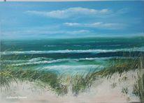 Meer, Landschaft, Brandung, Strand