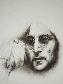Brille, John lennon, Lennon brille, Kopf
