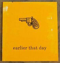 Zeit, Konzeptuelle kunst, Waffe, Text
