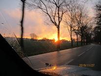 Licht, Fahrt, Unterwegs, Schnappschuss