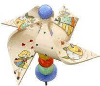 Keramik, Komplett, Spielen, Windspiel