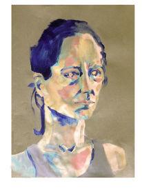 Gesicht, Kopf, Expressionismus, Portrait