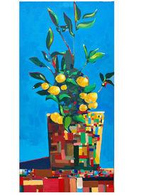 Zitrone, Mediterran, Mittelmeer, Pflanzen