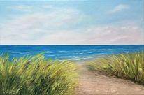 Strand, Meer, Nordsee, Wasser