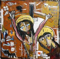Jesus, Liebe, Kreuz, Vergebung