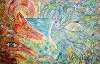 Liebe, Vogel, Flugwesen, Wahrheit