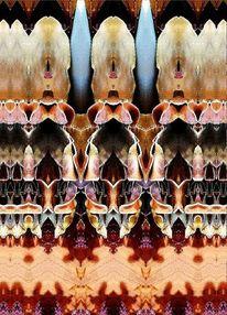 Abstrakt, Wandmalerei, Bschoeni, Struktur