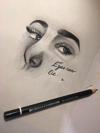 Lügen, Leben, Augen, Menschen