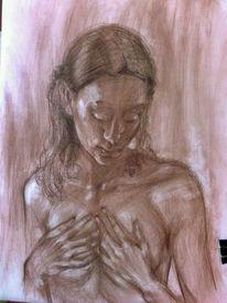 Hände, Anatomie studie, Akt, Zeichnungen