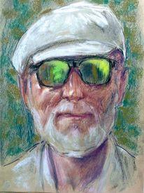 Portrait, Zeichnung, Skizze, Zeichnungen