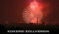 Weltkulturerbe, Zollverein, Nacht, Landschaft