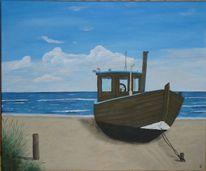 Boot, Meer, Wasser, Natur