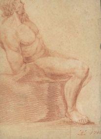 Akt, Portrait, Zeichnung, Zeichnungen