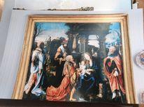 Heiligen drei könige, Christentum, Pinnwand, Besuch