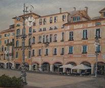 Bassano, Italien, Malerei,