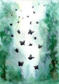Spirituell, Leichtigkeit, Fantasie, Kreislauf