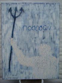 Acrylmalerei, Preis vh, Abstrakt, Malerei