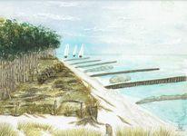 Strand, Ostsee, Insel, Mecklenburg