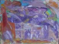 Abstrakter expressionismus, Abstrakte malerei, Wild, Malerei