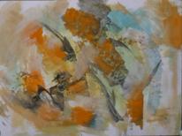 Abstrakter expressionismus, Informel, Abstrakte malerei, Malerei