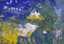 Abstrakte malerei, Informel, Wild, Abstrakter expressionismus