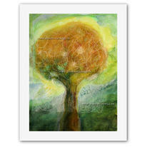 Fantasie, Druck, Malerei, Natur