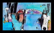 Brücke, Tagebuch, Ponte, Gesäß