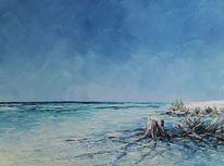 Meer, Wasser, Ozean, Palettenmesser