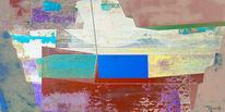 Farben, Modern art, Malerei modern, Abstrakt