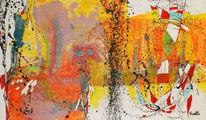 Malerei acryl, Malerei modern, Modern art, Abstrakt