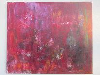 Abstrakt, Acrylmalerei, Modern, Modern art
