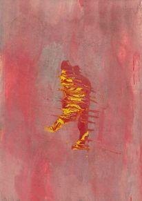 Abstrakt, Acrylmalerei, Modern, Malerei