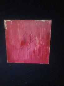 Acrylmalerei, Malerei modern, Abstrakt, Malerei