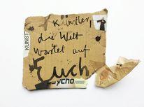 Yes, Mischtechnik,
