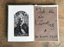 Yes, Yesart, Berlin, Zeichnungen