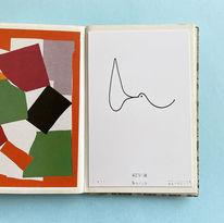 Buch, Februart, Zeichnungen,