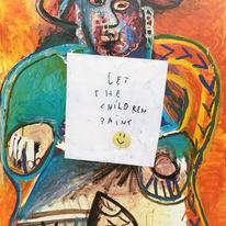 Malen, Kinder, Malerei,