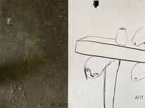 Skizze, Menschen, Zeichnung, Zeichnungen