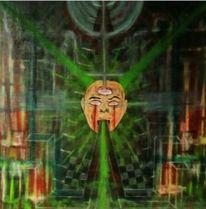Acrylmalerei, Mischtechnik, Malerei acryl