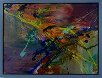 Abstrakt, Expressionismus, Friedrichshafen, Kliebenschedel