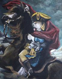 Berge, Reiter, Freiheit, Napoleon