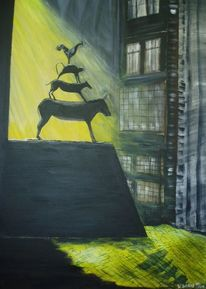 Malerei, Acryl acrylmalerei, Malerei acryl